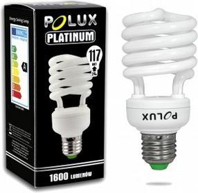 Polux świetlówka energooszczędna Platinum 24W E27 2700K SE4066