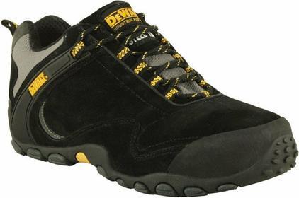 DeWalt buty wzmocnione DWF50037110 Logic Czarne - Czarne
