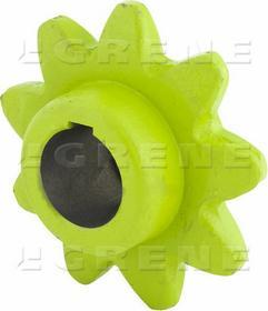Oslash Koło zębate podajnika pochyłego Z-9, &; 40 mm 3025-670546