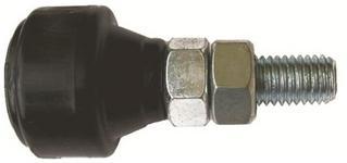 Rolka prowadząca górna nylon 36 mm