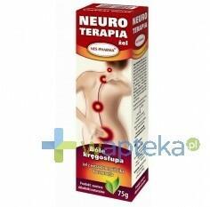 ALPA DYSTRYBUCJA Neuro Terapia Żel na bóle kręgosłupa 75g