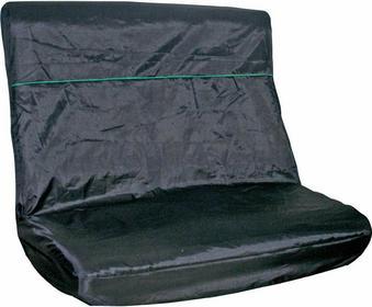 Ochraniacz zewnętrzny fotela czarny