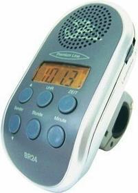 Security Plus Radio rowerowe PLL BR 24