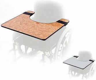 THUASNE Taca dwustronna do wózka inwalidzkiego