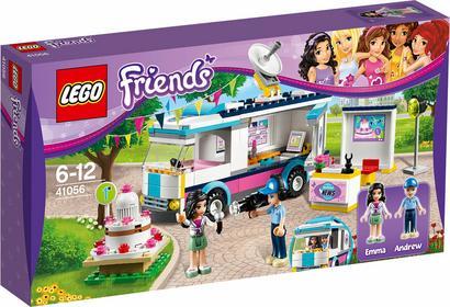 LEGO Friends - Wóz Telewizyjny w Heartlake 41056
