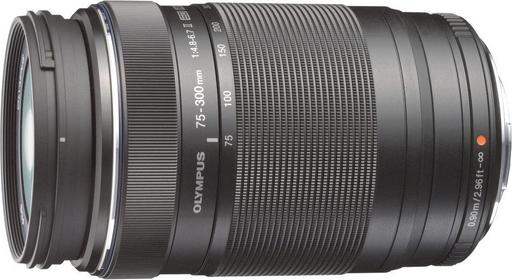 Olympus M.Zuiko Digital 75-300mm f/4.8-6.7 ED II