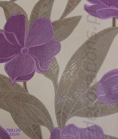 Rasch Tapeta ścienna w kwiaty PLAISIR 2013 788129