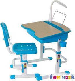 Fun Desk Capri Blue