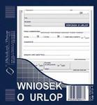 MICHALCZYK&Prokop Druk M WNIOSEK O UDZIELENIE URLOPU 513-4