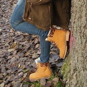Albero Timberki 15str brązowy