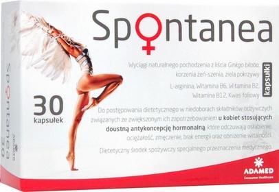 Adamed Spontanea 30 szt.