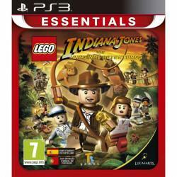 LEGO Indiana Jones 2 Essentials PS3
