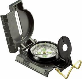 Kompas magnetyczny podziałka 1:25 000