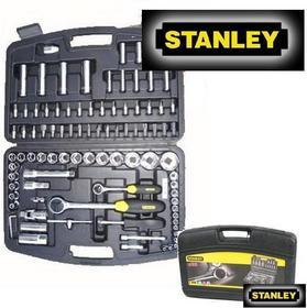 Stanley zestaw nasadek ZESTAW 1/2 1/4 92 ELEM. 95-586 1-95-586