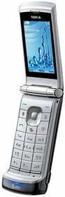 Nokia 6750 Mural Srebrny