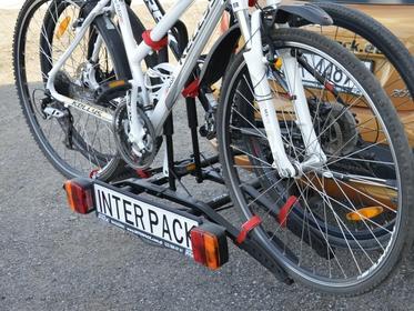 Bagażniki na rowery