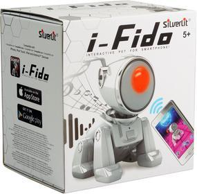 Silverlit interaktywny piesek I-Fido 83012
