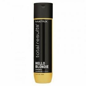 Matrix Total Results Hello Blonde Odżywka do włosów blond 300ml