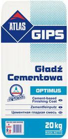 Atlas Gładź cementowa Optimus 20kg 37560