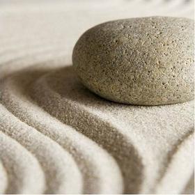 Kamienie zen - Obraz, reprodukcja