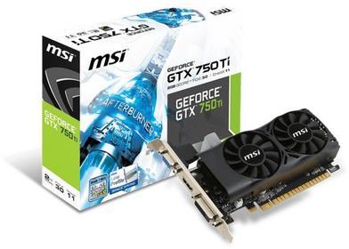 MSI GeForce GTX 750 Ti