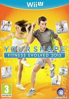 Your Shape Fitness Evolved 2013 Wii