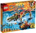 LEGO 70227 Legends of Chima - King Crominus&Rescue