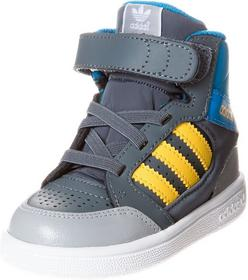 Adidas Originals PRO PLAY Tenisówki i Trampki wysokie szary AD114A049-C11