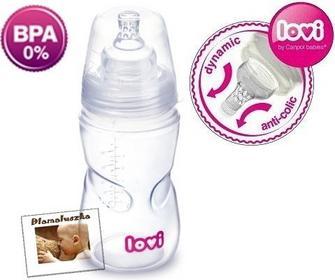 Lovi Butelka 250ml 0% BPA