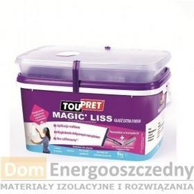 Toupret Zestaw MAGIC LISS 6 kg