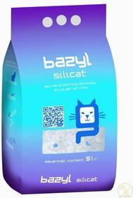 Bazyl Żwirek silikonowy dla kota 5 l silikonba