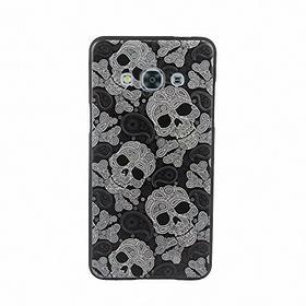 Samsung Galaxy J3 PRO Prägung TPU Schutzhülle Case, Bester 2016 Mode Mfassendes Angebot Schutz Weiche 3D-Prägung TPU Fall Hülle Schutzhülle Case Cover Tasche