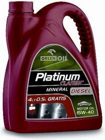 Orlen Platinum Classic Diesel Mineral 15W-40 1L