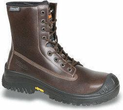 Beta buty wysokie bezpieczne skórzane 7239TNV