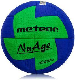Meteor Markartur NuAge Woman Piłka ręczna Niebiesko-zielona Rozmiar 2