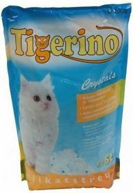 Tigerino Crystals żwirek silikonowy - 5 l (ok. 2,1 kg)