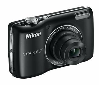 Nikon Coolpix L26 czarny