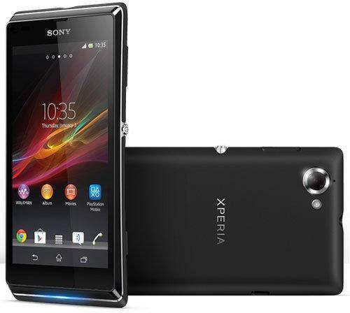Sony Xperia L Czarny
