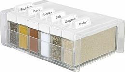 Emsa Pojemnik na przyprawy Spice Box 0,075L, biały - 508457