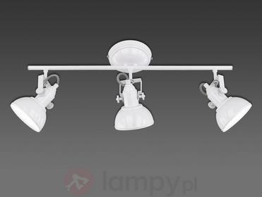Reality Leuchten 3-pkt. lampa sufitowa GINA w stylu industrialnym