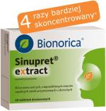 Bionorica Sinupret extract 160 mg x 20 tabl drażowanych