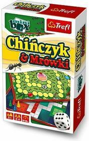 Trefl Chińczyk Mrówki Podróżne