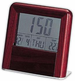 Bestar Zegarek z Kalendarzem LCD - 1374WEM