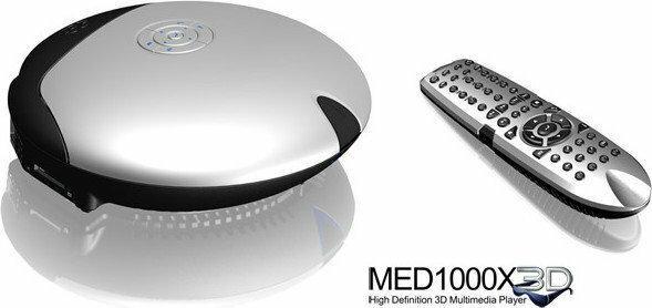 Mede8er 1000X3D