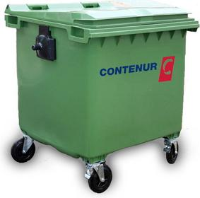 Contenur Pojemnik na odpady 1100 l CTN003