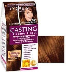 Loreal Casting Creme Gloss 634 Miodowy karmel