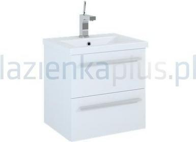 Elita Szafka pod umywalkę white z umywalką 50 cm Kwadro 165363
