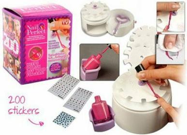 Maszynka do malowania paznokci Nail Perfect