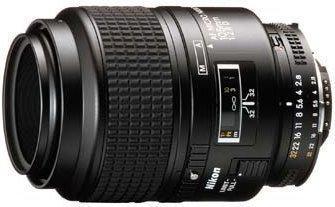 Nikon AF 105mm f/2.8D Micro