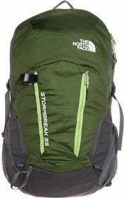 The North Face STORMBREAK Plecak scallion green/tree frog green T0CHE7